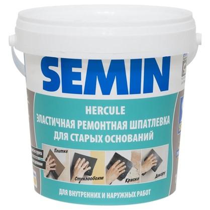 Купить Шпаклевка полимерная влагостойкая Semin Hercule 15 кг дешевле