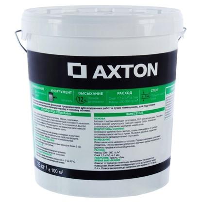 Шпаклевка универсальная Axton 25 кг