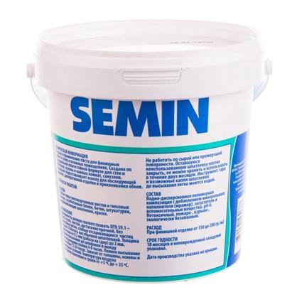 Шпаклевка влагостойкая Semin 1.6 кг