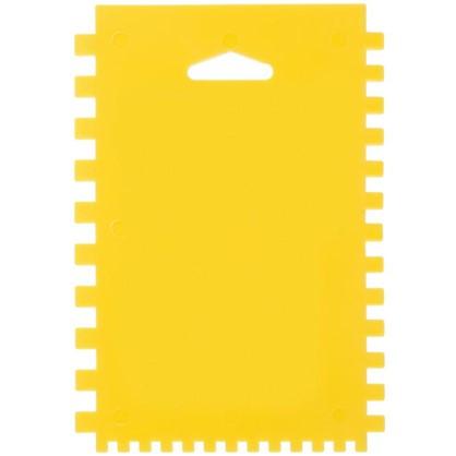 Шпатель для плиточного клея пластик