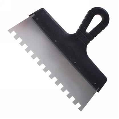 Шпатель фасадный зуб 10х10 мм 250 мм