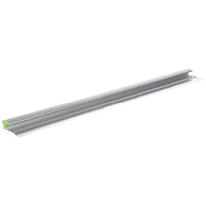 Шпатель-правило 1200 мм нержавеющая сталь