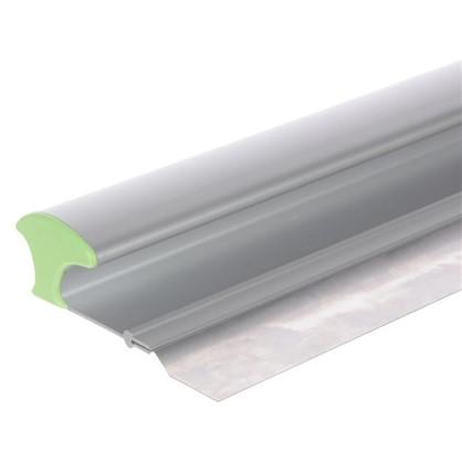 Шпатель-правило 600 мм нержавеющая сталь