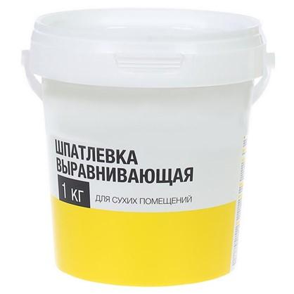 Купить Шпатлевка выравнивающая 1 кг дешевле