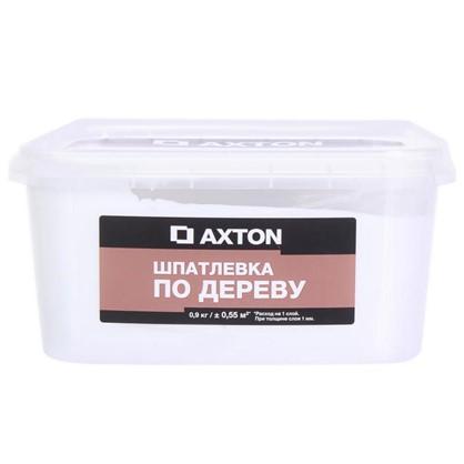 Шпатлевка Axton для дерева 09 кг цвет белый