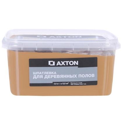 Шпатлевка Axton для деревянных полов 09 кг антик