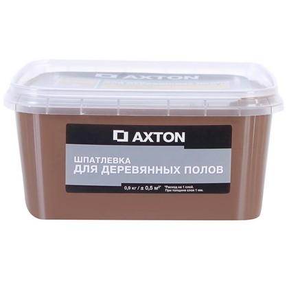 Купить Шпатлевка Axton для деревянных полов 09 кг хани дешевле