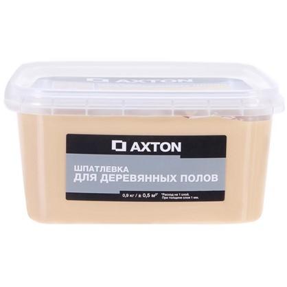 Купить Шпатлевка Axton для деревянных полов 09 кг сосна дешевле