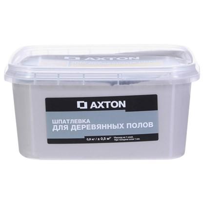 Купить Шпатлевка Axton для деревянных полов 09 кг тач дешевле