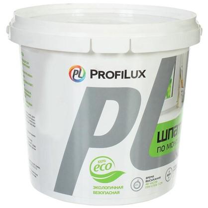 Купить Шпатлевка по монтажной пене Profilux 15 кг дешевле
