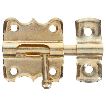 Шпингалет для запирания дверей EDS-07-30 B