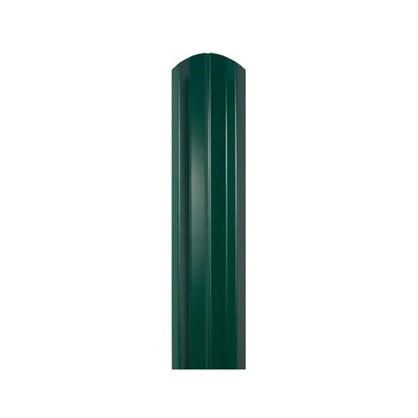 Купить Штакетник ЭКО-М 76мм 1.5 м 6005 зеленый дешевле