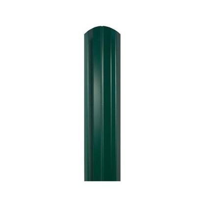 Штакетник ЭКО-М 76мм 1.8 м двухсторонний зеленый
