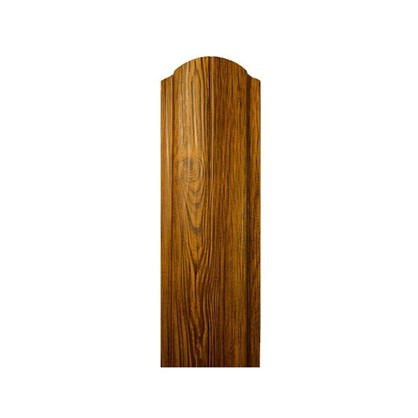 Купить Штакетник ПРЕМ 130мм 1.5 м светлое дерево дешевле