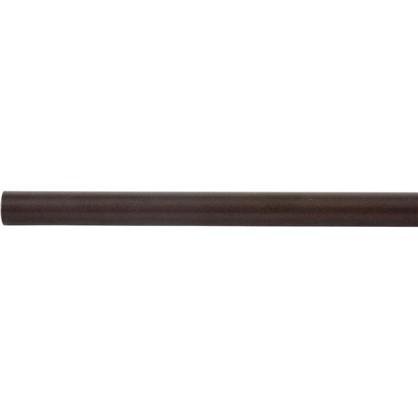 Купить Штанга гладкая 160 см цвет венге дешевле