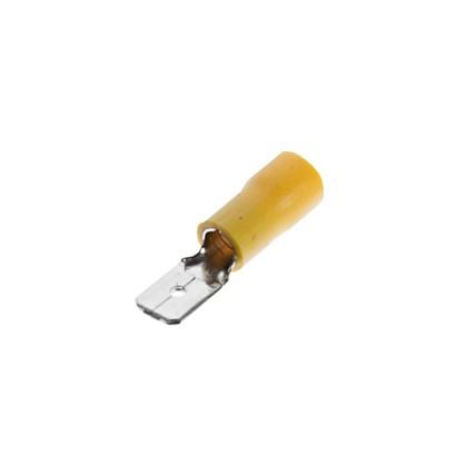 Штекер IEK РпИп 5-6-0.8 100 шт.