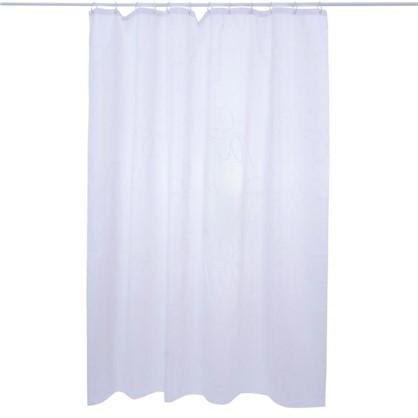 Штора для ванной Daisy 180х200 см цвет серый