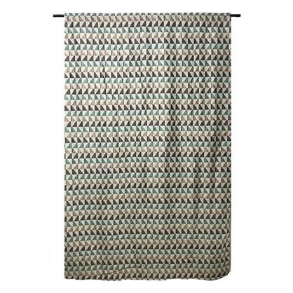 Купить Штора на ленте Griffith 140х260 см цвет голубой дешевле