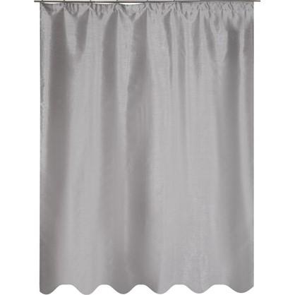 Штора на ленте Inspire Нью Силка 200х280 см цвет серый