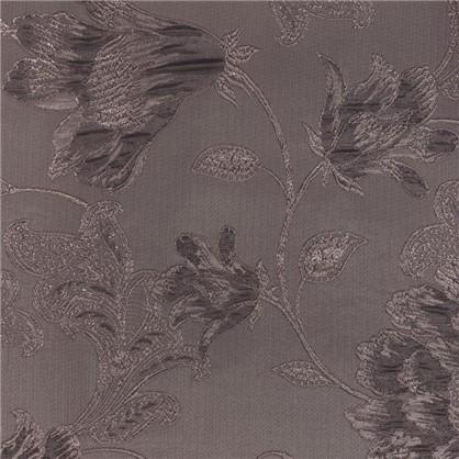 Штора на ленте Калипсо 160х260 см жаккард цвет коричневый