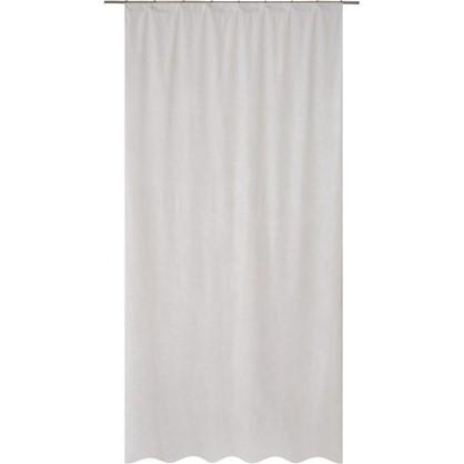 Купить Штора на ленте Кэрол 140х280 см цвет бежевый дешевле