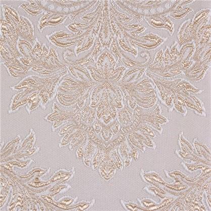 Штора на ленте Лоано 160х260 см цвет золотой