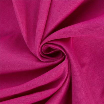 Штора на ленте Нежность розы 145х260 см цвет розовый