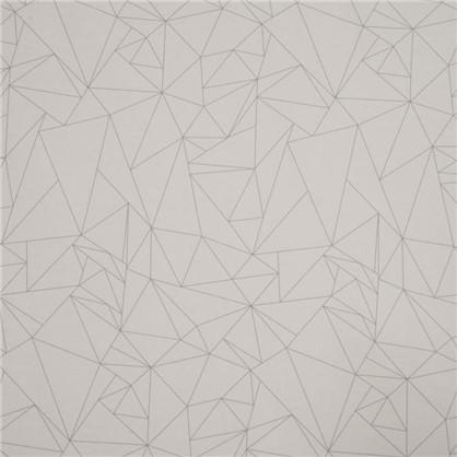 Купить Штора на ленте Оригами 160х260 см цвет белый дешевле