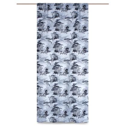 Купить Штора на ленте Саванна 145х280 см цвет белый дешевле