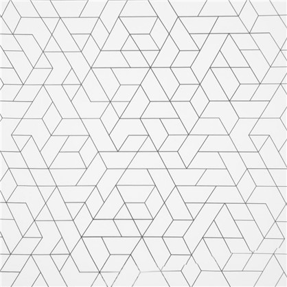 Штора на ленте Схема 2 145х260 см цвет белый