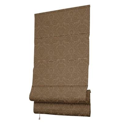 Штора римская Эмоджи 120х175 цвет коричневый