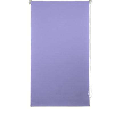 Штора рулонная 70х160 см цвет фиолетовый