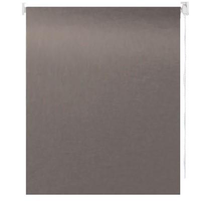Штора рулонная Blackout Inspire 200х175 см цвет серый