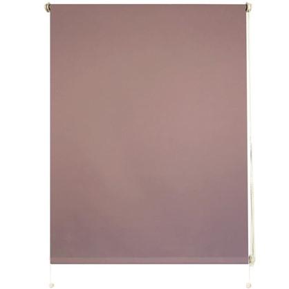 Штора рулонная Blackout Inspire 50х160 см цвет сиреневый