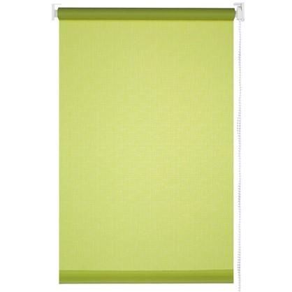 Купить Штора рулонная Inspire 100х160 см цвет салатовый дешевле