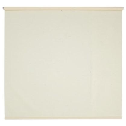 Штора рулонная Inspire 140х175 см цвет кремовый