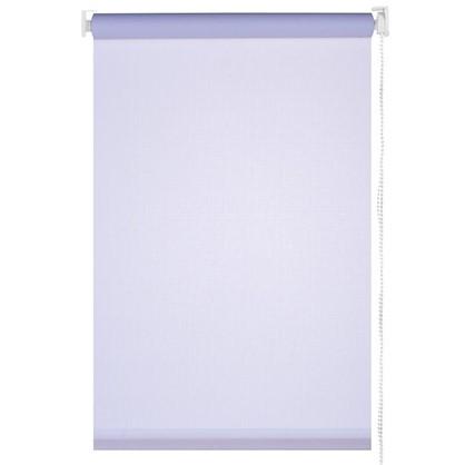 Штора рулонная Inspire 70х160 см цвет белый