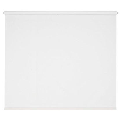 Штора рулонная Inspire 80х160 см цвет белый