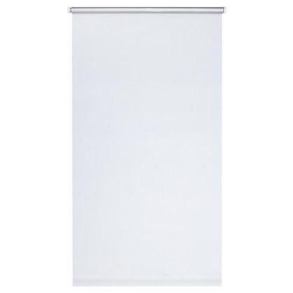 Штора рулонная Inspire Blackout 100х160 см цвет белый