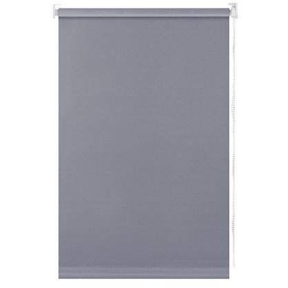 Штора рулонная Inspire Blackout 100х160 см цвет серый