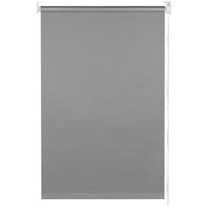 Штора рулонная Inspire Blackout 180х175 см цвет серый