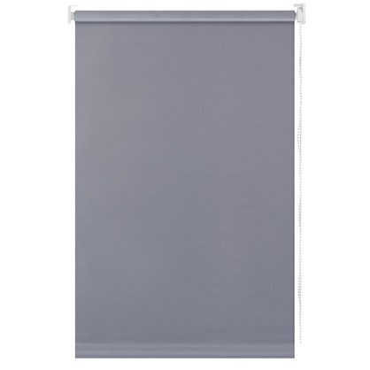 Штора рулонная Inspire Blackout 50х160 см цвет серый
