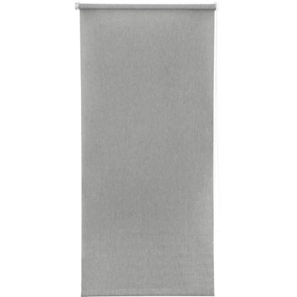 Штора рулонная Inspire Меланж 60х160 см цвет серый
