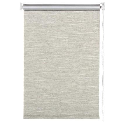 Штора рулонная Штрихи светонепроницаемая 160х175 см цвет коричневый цена