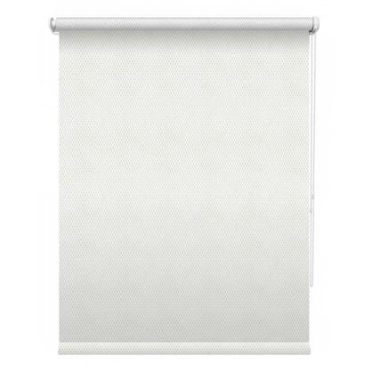 Штора рулонная Синди 140х175 см цвет белый