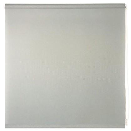 Штора рулонная Sorsela 120х175 см цвет светло-серый