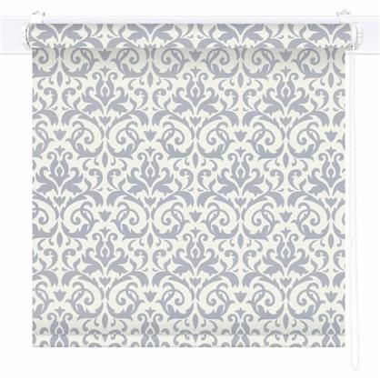 Купить Штора рулонная Вензель 40х160 см цвет серый дешевле