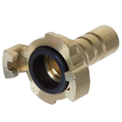 Штуцер быстрого соединения шлангов 19 мм x 20 мм