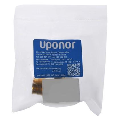 Купить Штуцер Uponor наружная резьба 20х3/4 мм дешевле