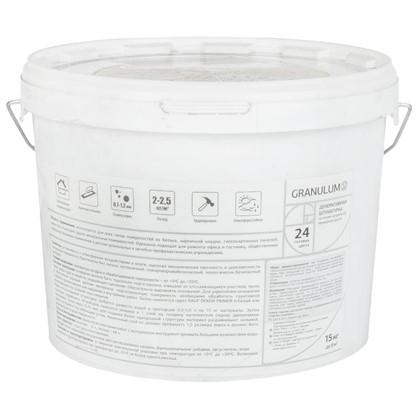 Штукатурка декоративная Granulum L100 15 кг
